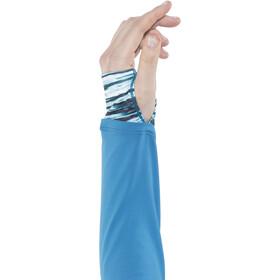 Marmot Excel 1/2 Zip Damen slate blue/celtic sprint